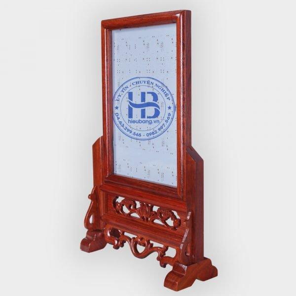 Khung ảnh thờ gỗ Hương đẹp giá rẻ ở Hà Nội | Khung ảnh thờ đẹp