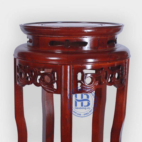 Đôn kê gỗ Gụ 107cm đẹp giá rẻ ở Hà Nội | Đôn gụ