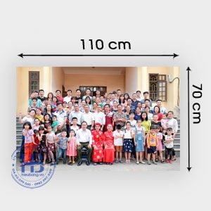 In ảnh 70*110cm Đẹp giá rẻ ở Hà Nội | In ảnh