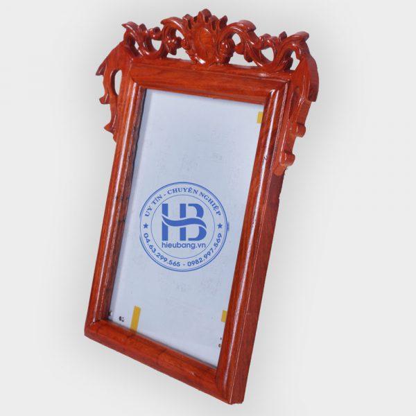 Khung ảnh thờ treo gỗ Hương 18x24cm đẹp giá rẻ ở Hà Nội | Khung ảnh thờ