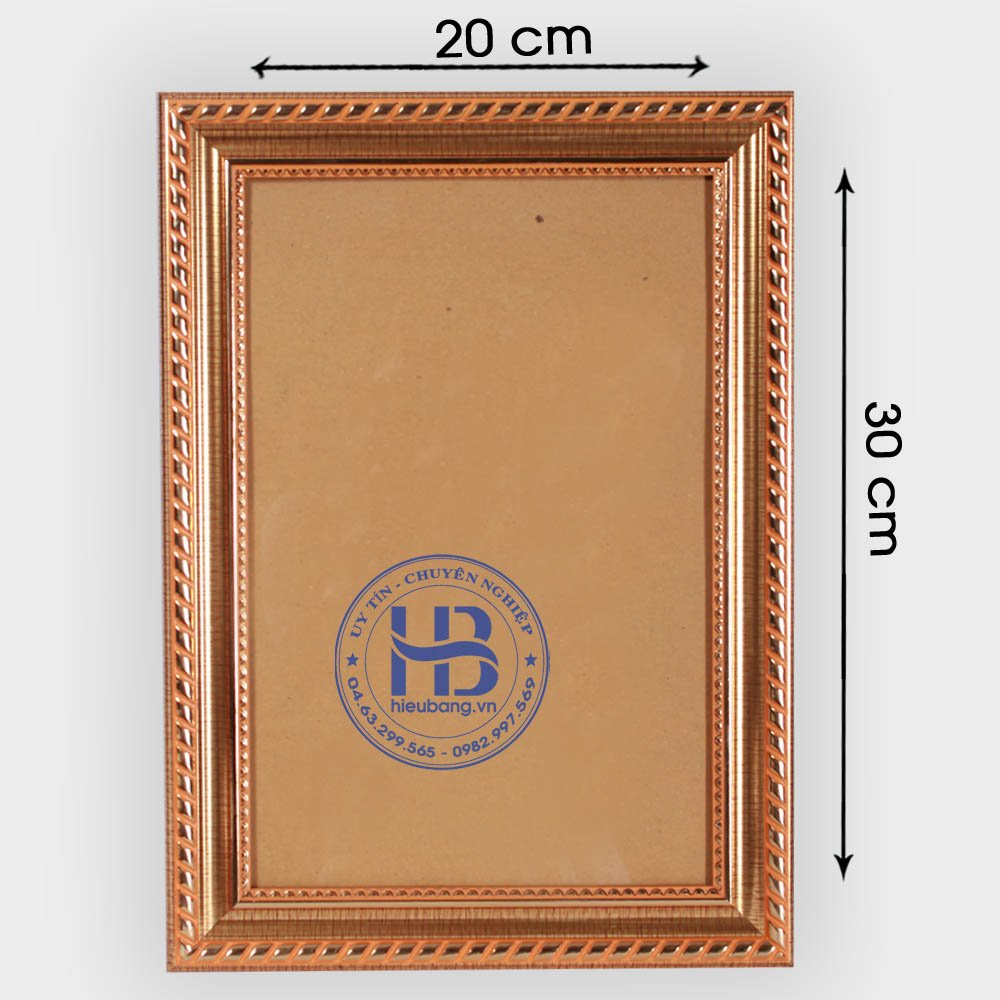 Khung ảnh 20x30cm Đẹp giá rẻ ở Hà Nội | Cửa hàng Hiếu Bằng