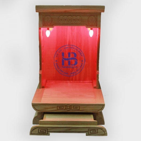Bàn Thờ Thần Tài Hiện Đại Đẹp Giá Rẻ ở Hà Nội | Bàn Thần Tài gỗ Sồi