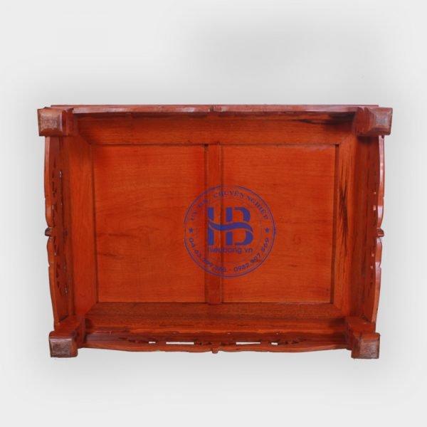 Bàn Osin gỗ Gụ 60x8cm đẹp ở Hà Nội