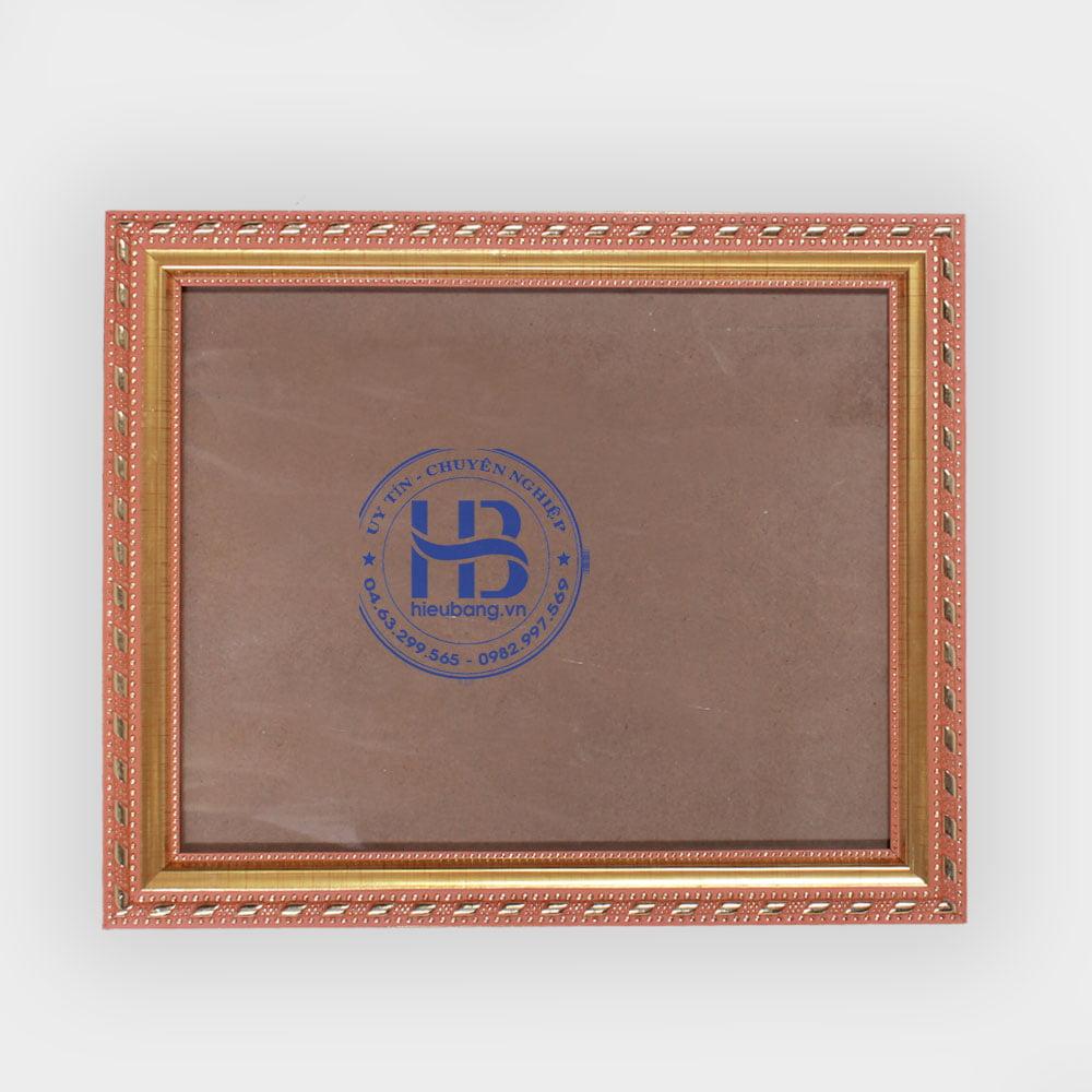 Khung ảnh 20x25cm B3 Vàng Đẹp Giá Rẻ ở Hà Nội | Khung ảnh