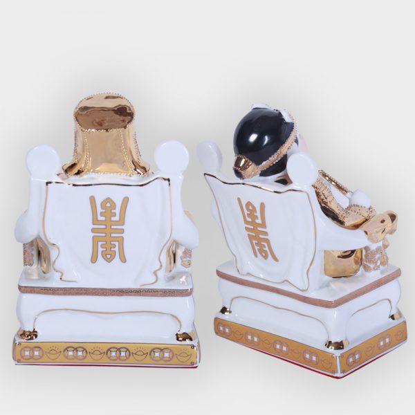 Cặp thần tài ông địa vàng kim cao cấp đẹp giá tốt ở Hà Nội