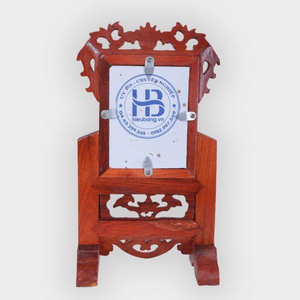 Khung ảnh thờ gỗ hương đẹp giá rẻ ở Hà Nội