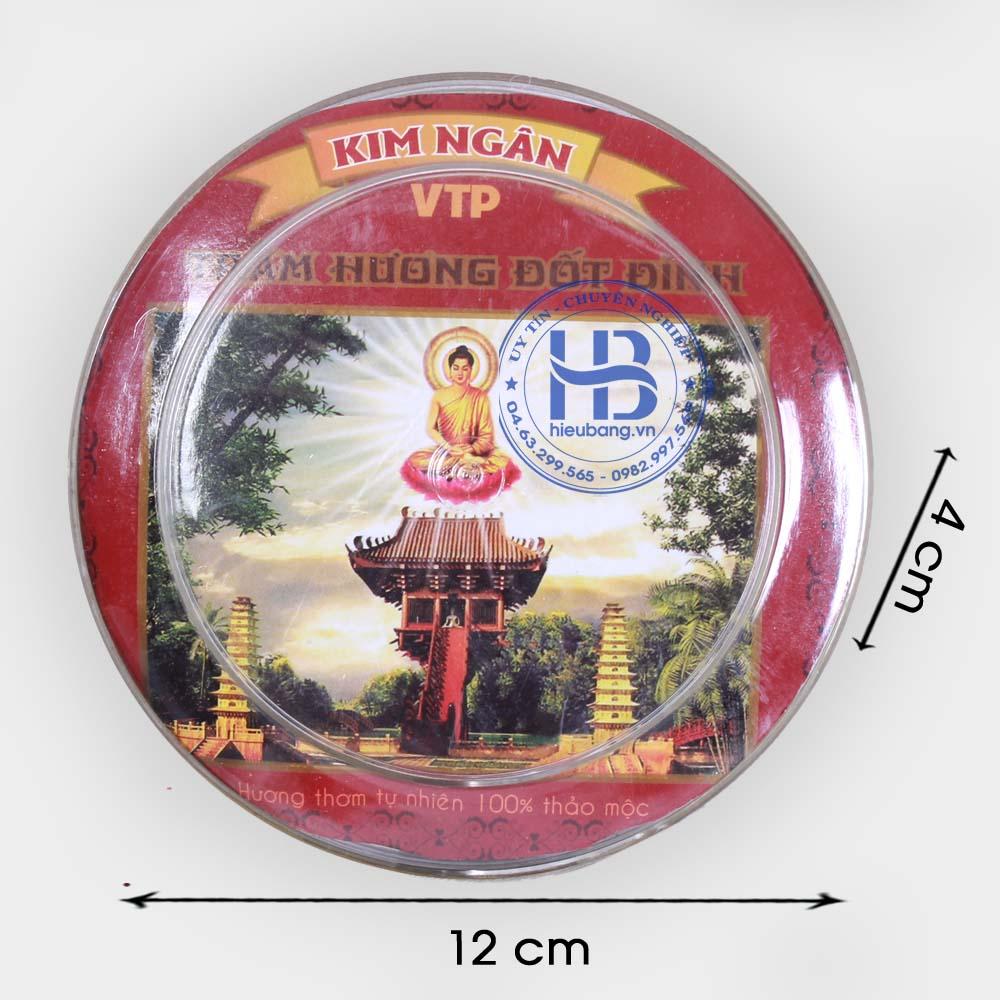 Viên trầm hương đốt đỉnh giá rẻ ở Hà Nội