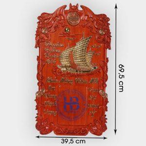Đốc lịch gỗ Hương đẹp giá rẻ ở Hà Nội