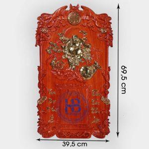 Đốc lịch gỗ Hương hình ông Di Lặc đẹp giá rẻ ở Hà Nội