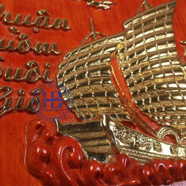 Đốc lịch gỗ Hương Thuận Buồm Xuôi Gió đẹp giá rẻ ở Hà Nội