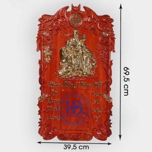 Đốc lịch gỗ Hương Phúc Lộc Thọ đẹp giá rẻ ở Hà Nội