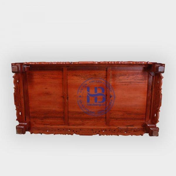 Bàn osin gỗ Gụ 60x120cm đẹp ở Hà Nội
