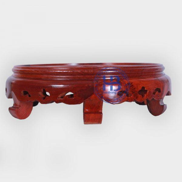 Đế kê gỗ Hương cao cấp 32,5cm đẹp giá rẻ ở Hà Nội