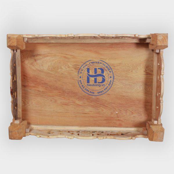 Bàn ôsin gỗ pơmu 40x60cm đẹp giá rẻ ở Hà Nội