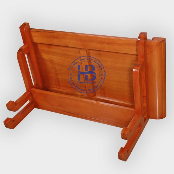 Bàn thờ treo tường gỗ Mít đẹp giá rẻ tại Hà Nội