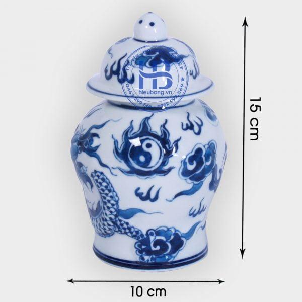 Chóe bát tràng xanh nổi cap cấp đẹp giá rẻ tại Hà Nội