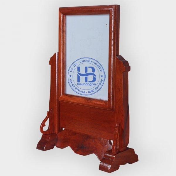 Khung ảnh thờ gỗ Hương 18x24cm cao cấp đẹp giá rẻ tại Hà Nội