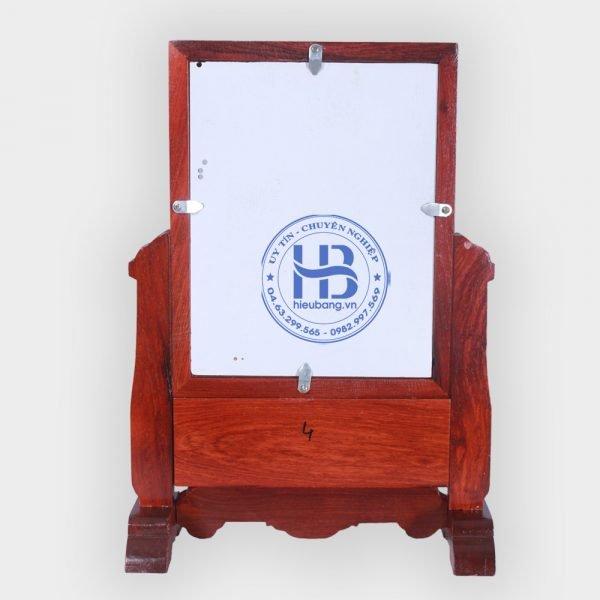 Khung ảnh thờ gỗ Hương 20x25 cao cấp đẹp giá rẻ tại Hà Nội
