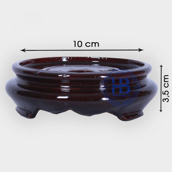 Đế kê bát hương gỗ Sà Cừ 10cm đẹp giá rẻ tại Hà Nội