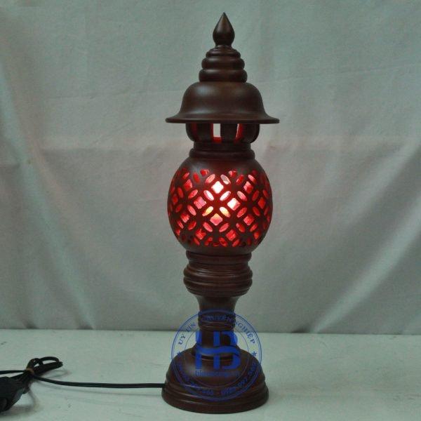 Đèn thờ gỗ sà cừ đẹp giá rẻ tại Hà Nội