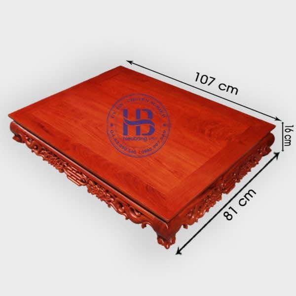 Bàn Osin gỗ Hương cao cấp đẹp giá tốt tại Hà Nội