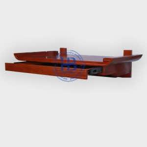 Bàn thờ treo có ngăn kéo 81x48 cm Màu Gụ đẹp giá rẻ ở Hà Nội