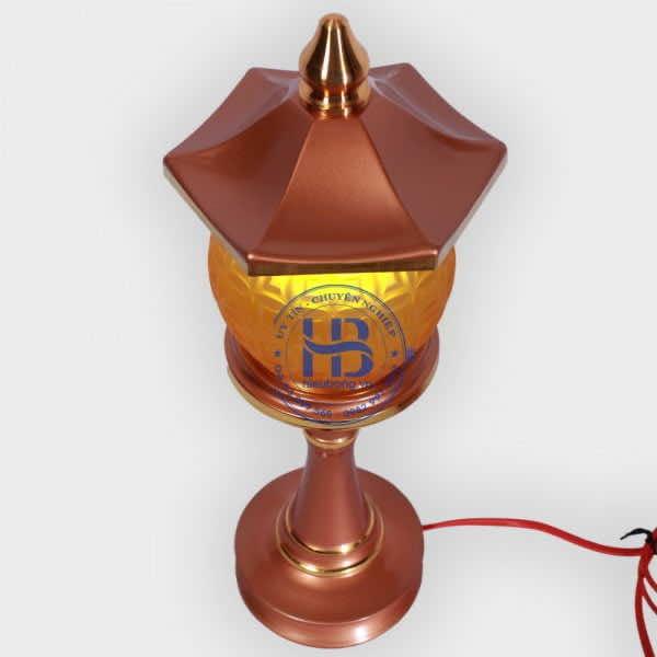 Đèn thờ 1 bông Lưu Ly Cao Cấp đẹp giá rẻ tại Hà Nội