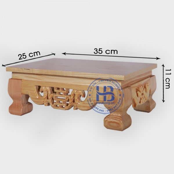 Bàn Osin giá rẻ 25x35cm ở Hà Nội   Nhận đặt làm theo kích thước