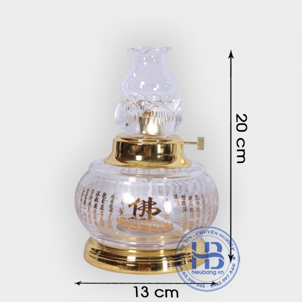 Đèn Dầu Thủy Tinh Đẹp Giá Rẻ ở Hà Nội   Hiếu Bằng