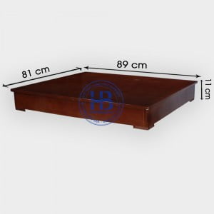 Kệ Kê Bàn Thờ Thần Tài Màu 81x89cm Đẹp Giá Rẻ ở Hà Nội