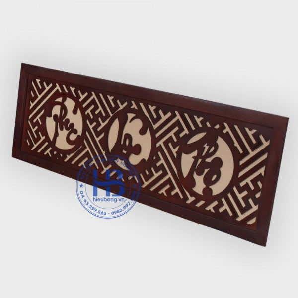 Tấm Chắn Khói Bàn Thờ 31x89cm Đẹp Rẻ ở Hà Nội | Theo Thước Lỗ Ban