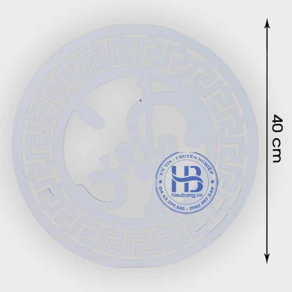 Tấm Trang Trí Bàn Thờ Chữ Lộc hán 40cm Đẹp Giá Rẻ ở Hà Nội   Hiếu Bằng