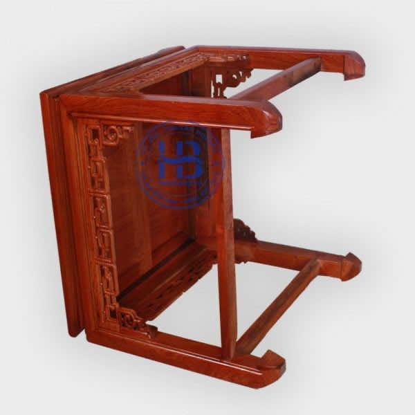 Đôn Vuông Gỗ Gụ 50cm Đẹp Giá Rẻ ở Hà Nội   Nhận Đặt Làm Theo Kích Thước