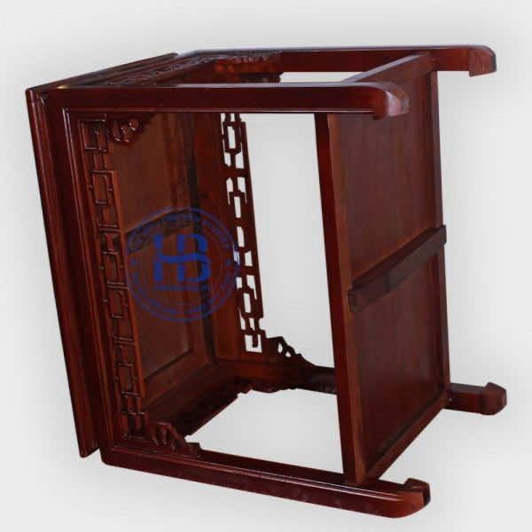 Đôn gỗ Hương 40x60cm Đẹp Giá Rẻ ở Hà Nội   Nhận Đặt Làm Theo Yêu Cầu