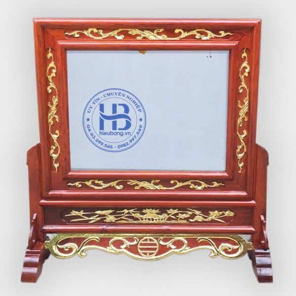 Khung Ảnh Thờ Đôi Dát Vàng 20x30cm tại Hà Nội | Hiếu Bằng.VN