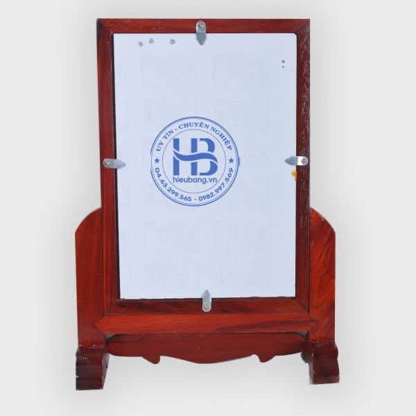 Khung Ảnh Thờ Đơn Giản gỗ Hương Đẹp Giá Tốt tại Hà Nội   Hiếu Bằng.VN