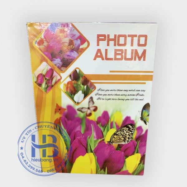 Album Đựng Ảnh 10x15cm Giá Rẻ Hà Nội   Hiếu Bằng .VN