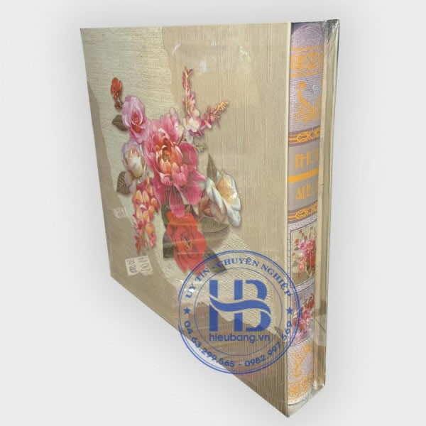 Album Ảnh Hộp 13x18cm Cao Cấp Đẹp Giá Rẻ Hà Nội | Hiếu Bằng .VN