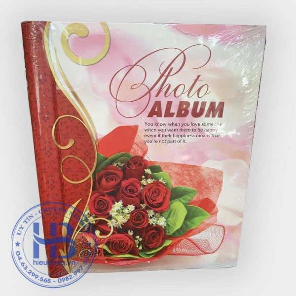 Album dán ảnh 13x18cm 10 hình đẹp Giá Rẻ Hà Nội | Hiếu Bằng .VN