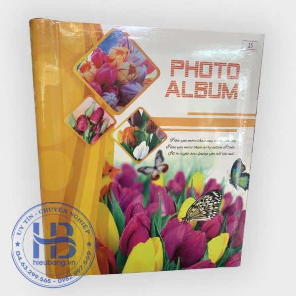 Album dán ảnh 13x18cm 15 hình đẹp Giá Rẻ Hà Nội   Hiếu Bằng .VN