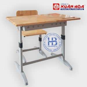 Bàn Ghế Học Sinh Xuân Hòa BHS-14-07CS Đẹp Giá Rẻ ở Hà Nội
