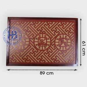 Tám Chắn Ám Khói Bàn Thờ 61x89cm Đẹp Rẻ ở Hà Nội | Theo Thước Lỗ Ban