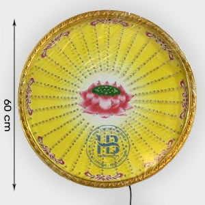 Đèn Hào Quang Led Hoa Sen 32 Kiểu 60cm Ảnh Sáng Cao Cấp Đep Giá Rẻ Hà Nội