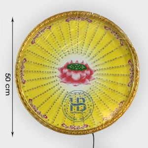 Hào Quang Led Hoa Sen 32 Kiểu 50cm Ảnh Sáng Cao Cấp Đep Giá Rẻ Hà Nội